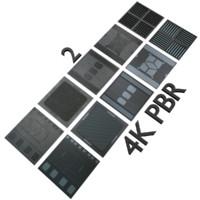 4K PBR Texturepack 2