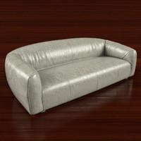 sofa boconcept 3d model