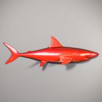 shark cnc 3d max