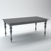 acrylic table max