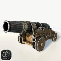 vessel cannon max