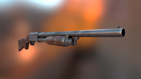 low-poly ithaca-37 3d 3ds