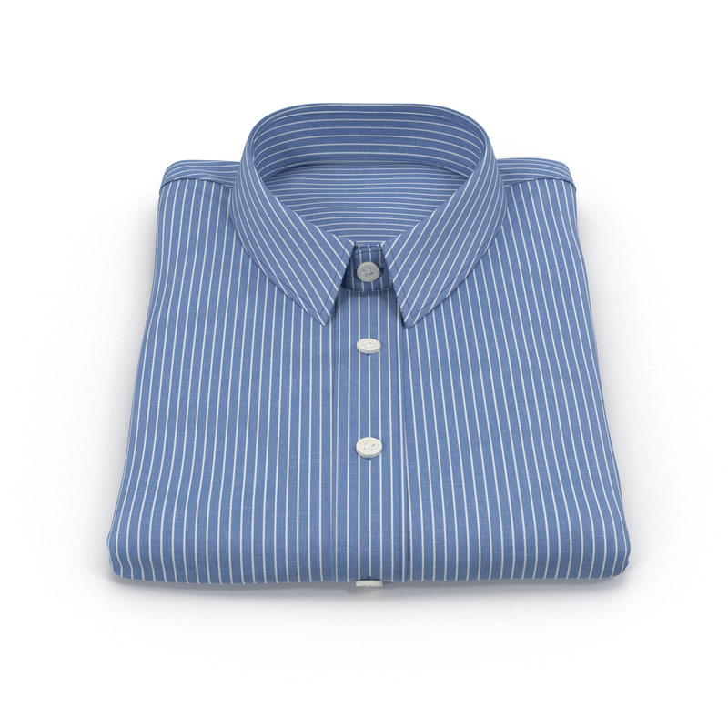 Folded Shirt 3d model 02.jpg