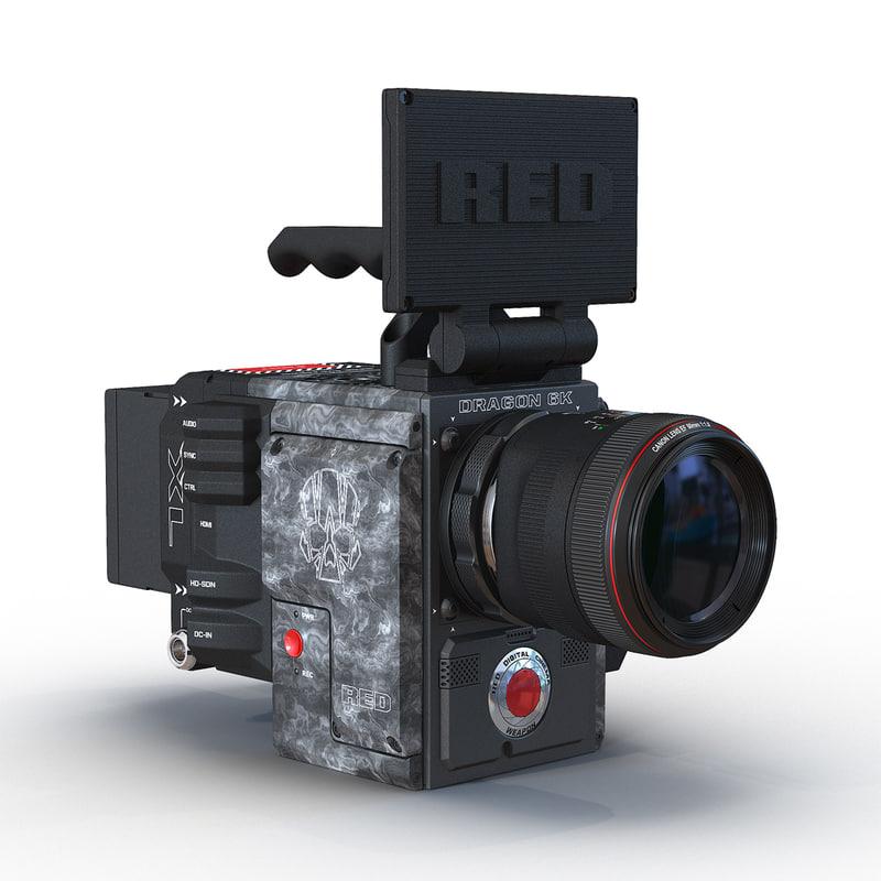 Red Weapon Dragon 6k 3d model 02.jpg