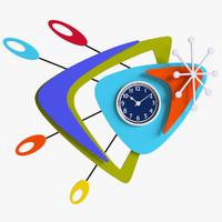 Wall clock Stevo Cambronne CL-ART- 016-01