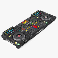 DJ Mixer Pioneer CDJ-2000 DJM-2000