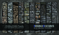 Brick Collection - Vol2 (PBR Textures)