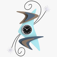 Wall clock Stevo Cambronne CL-ART- 016-04