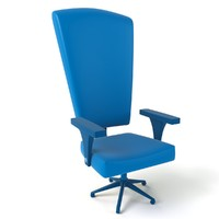 Cartoon Armchair Model 12