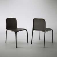 3d ley chair poliform