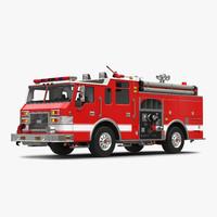 Fire Truck Apparatus 4