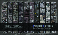 Brick Collection - Vol4 (PBR Textures)