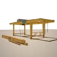 gantry crane ma