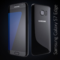 3d flagship samsung galaxy s7 model