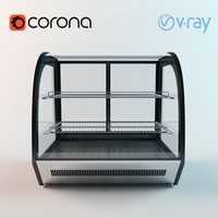 3d max cooleq showcase case