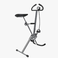 cyclette stationary bicycle machine gym max