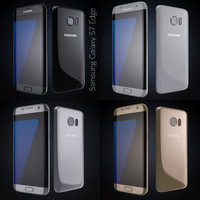 Samsung Galaxy S7 Edge All colors - Black, Gold, Silver, White