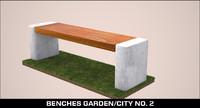 fbx benches garden city