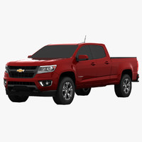 x chevrolet colorado crew cab