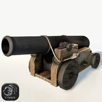 3ds vessel cannon