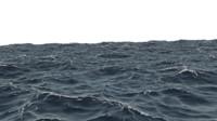 3d ocean oce model