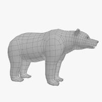 Bear Basemesh
