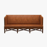 kk41181 - sofa sides 3d dwg