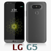 LG G5 Space Gray