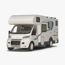 recreational vehicle 3D models