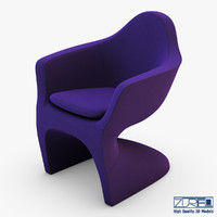 lotem chair purple max