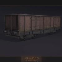 cargo wagon max