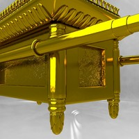 3d ark covenant model