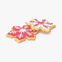 snowflake cookies max