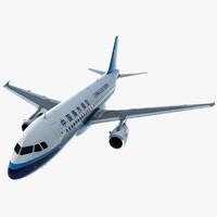 airbus a319 china southern max