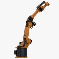 3d model kuka robot kr-16 l8