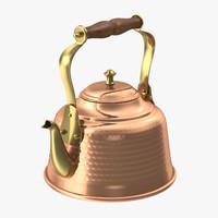 tea kettle 03 3d max