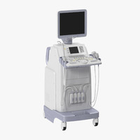 3d model ultrasound machine