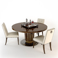 sutton dining table 3ds