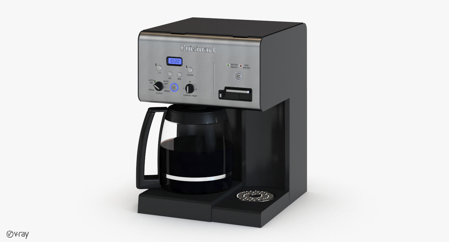 Cuisinart One Cup Coffee Maker Manual : cuisinart stainless steel 12 cup max