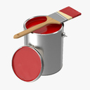 Painting Tools 3D models