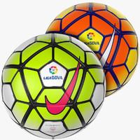 spanish ordem 3 soccer ball 3d model