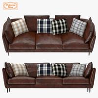 poltrona frau bretagne sofa 3d max