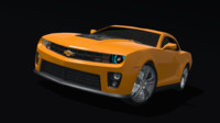Camaro(BlenderRender)