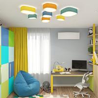 3d obj luzifer guijarros lamps ceiling