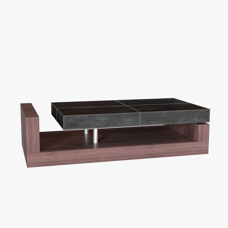Coffee Gio Natuzzi Table Max