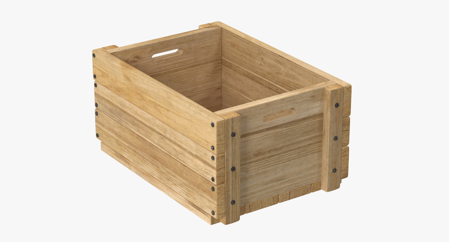 Max wooden fruit crate for Wooden fruit crates