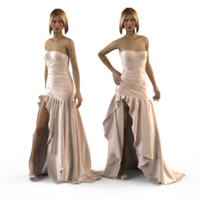 max evening wedding dress