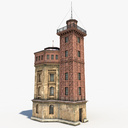 water tower 3D models