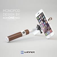 selfie stick monopod max