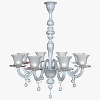 3d model chandelier vain 4439 8